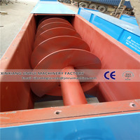 Inclined Food Powder Screw Auger Feeder