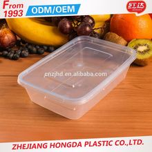500ml Plastic porcelain food container