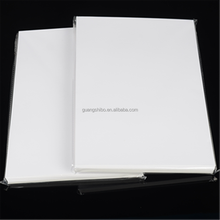 High quality Coated double glossy 300gsm a4 photo paper
