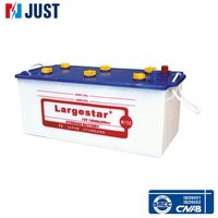 JIS starter Lead acid dry truck battery 12v N150 150ah