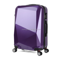 Diamond Travel Royal Pc Trolley Luggage with Shinny Surface