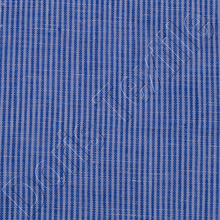 100% cotton yarn dyed stripe twill stock fabric