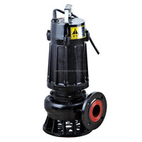 submersible pump for waste water