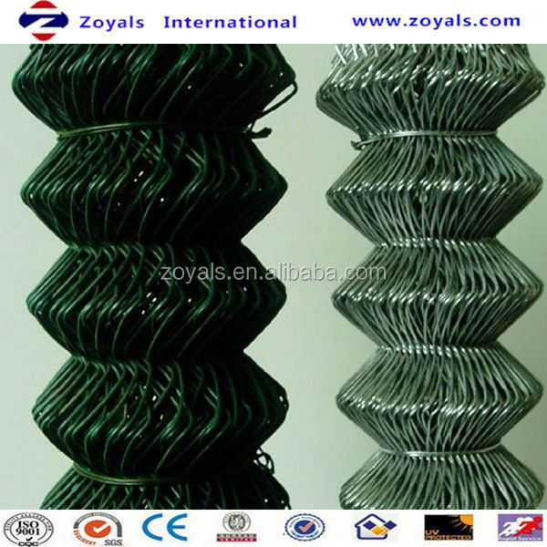 cyclone fence chainlink mesh fencing wire fence