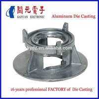 aluminum die casting for washing machine