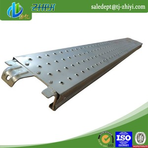 scaffold steel plank and perforated steel plank and used steel catwalk for sale