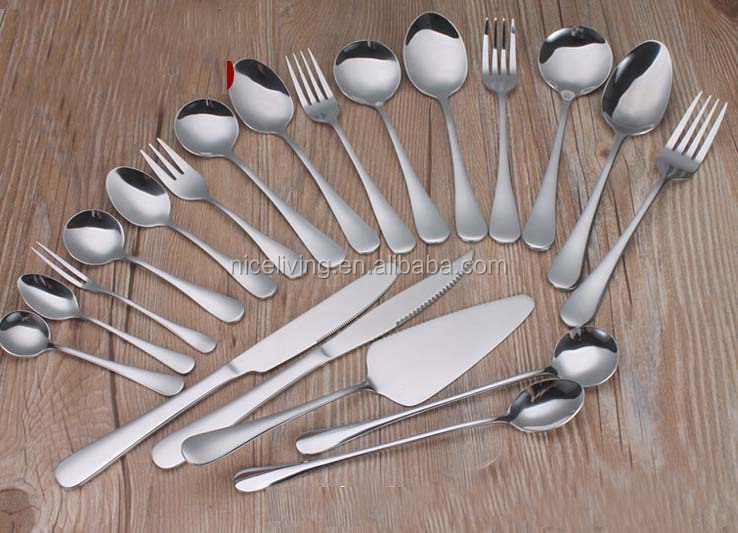 Wholesale <strong>1010</strong> Whole Sets Of <strong>Stainless</strong> <strong>Steel</strong> Fork, Knife Spoon