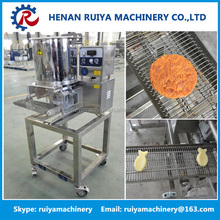 80MM meat patty nugget forming machine/Hamburger Making Line