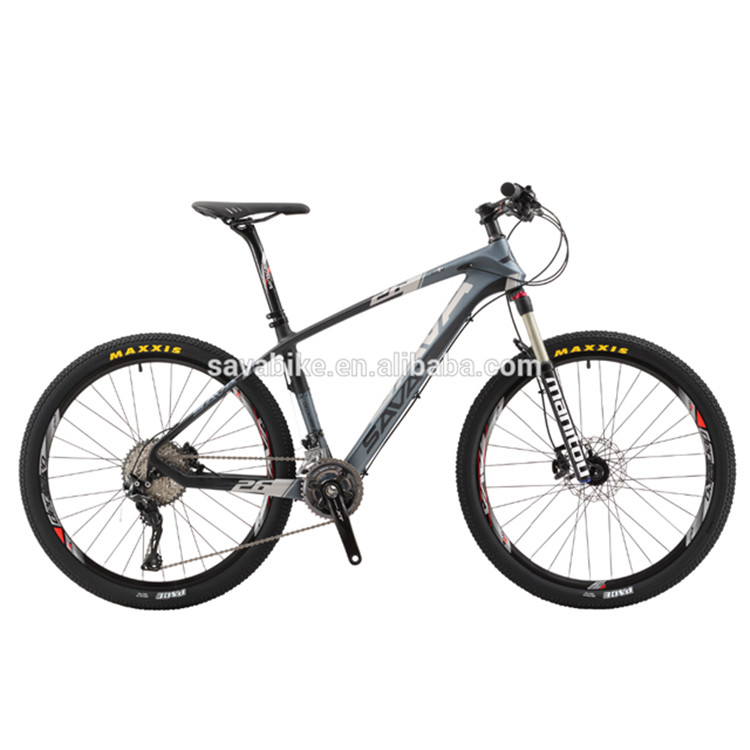 Mountain bike with good quality 27.5 inch 30 speed from SAVA factory/ cheap MTB Made in China