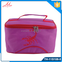 korean style wholesale fashion beautiful cosmetic bags cases ladies