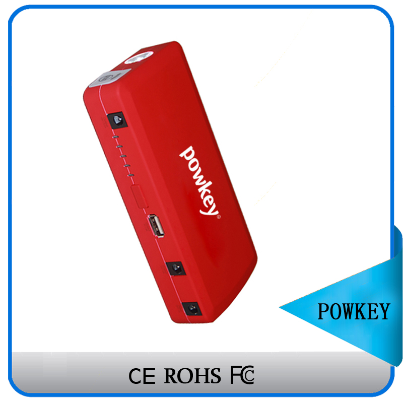 Aftermarket Shenzhen 12000mAh Portable Multi-function Dual USB 12V Car Jump Starter