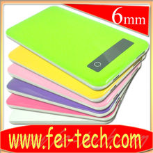 2013 new products on market ultra thin battery