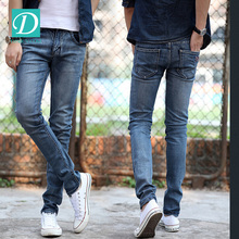 Straight fit new style jeans pent men 2017