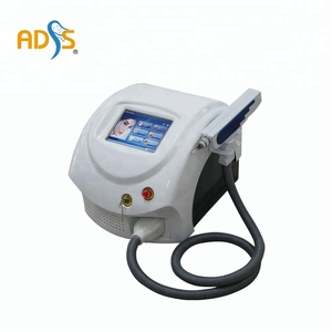 Portable Q Switched laser tattoo removal laser Carbon peeling laser