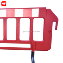 9F Plastic traffic road safety barrier safety fence