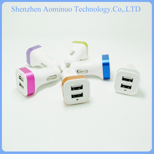china 2016 new products wall charger usb multi port usb chargers Universal Portable Dual USB Car Charger Wholesale