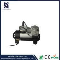 China supplier high quality italy style air compressor , car mini compressor , square shape air compressor
