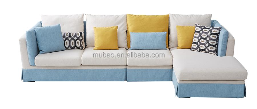 Modern Cheap Living Room corner sofa