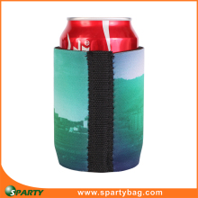Free Sample 2017 custom Insulated 5mm neoprene beer can stubby holder