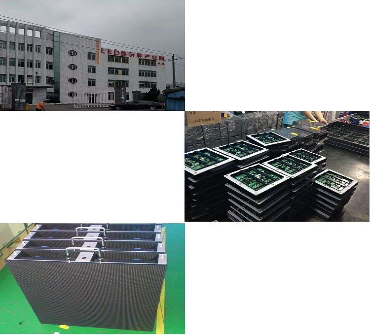 Chear price outdoor LED display screen billboards