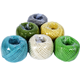 Selling colourful 3-strand twisted rope jute rope