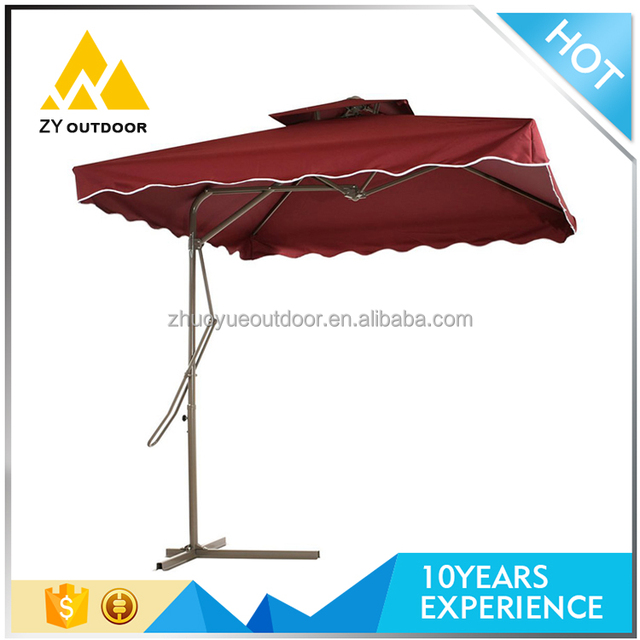 Hot Sale Solid Bulk Advertising Used Patio Umbrella