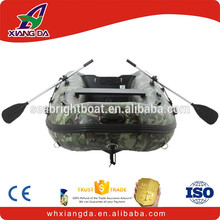 military aluminium floor the camouflage inflatable boats