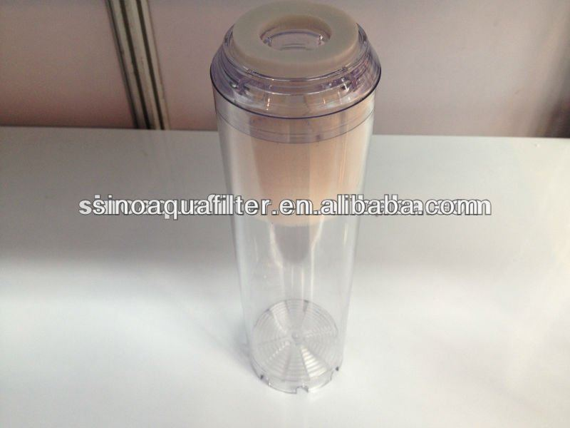 WUHU ECOTECH water resin filter cartridge UDFR-10A