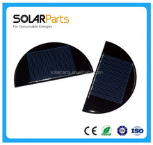 85*85mm luminous panel solar & amorphous solar panel install cost