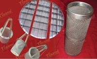 Titanium Filters for Pulp and paper Coke plants EMD processors Copper foil production Agricultural chemicals Production of