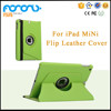 hot selling 3 proofing case for iPad mini ,PU Leather case for iPad mini Tablet accessory