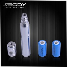 S-BODY promotional product VV NO1 electronic cigarette wholesale electronic cigarette big battery