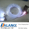 lighting plastic optical fiber for starry light