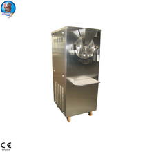 batch freezer Gelato machine hard ice cream machine CE certificate
