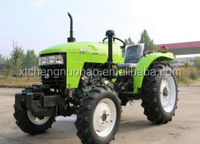 walking tractors in kenya BOTON FIAT gearbox tractor BTD1304 130hp with DEUTZ engine EPA4 and front loader