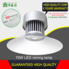 Aluminum cover lamp body 70w led high bay light high quality 3 years warranty