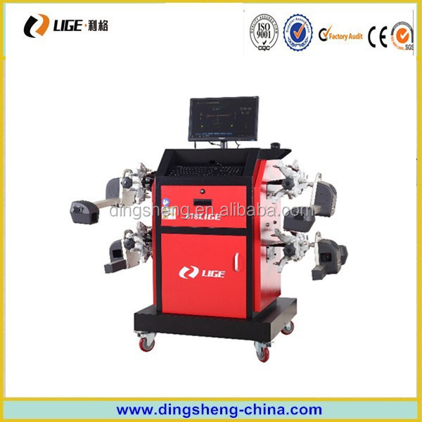 China hot sale car inspection equipment wheel alignment auto CCD aligner
