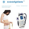 professional high quality kryolipolyse cool body sculpting fat freezing cavitation simming machine