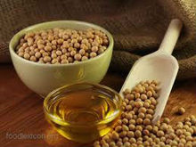 pure refined soybeans cooking oil
