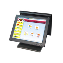 "15"" inch Wide LCD TouchScreen Monitor VGA Touch Screen"