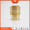China Factory Unequal Straight Brass sliding fitting with low price for pex/composite pipe