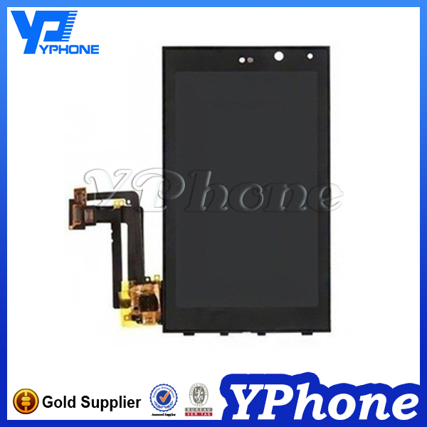 Repair parts for blackberry z10 LCD, touch screen digitizer for blackberry z10