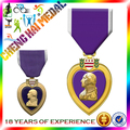 Hight quality custom design zinc alloy artic medal
