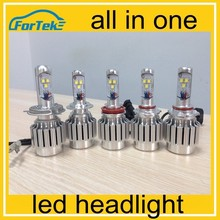 led h1 headlight led headlight motorcycles h7 1800 lm car led headlight