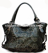 Newest fashion flower handbag for women