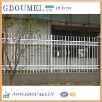 Outdoor Security Wrought Iron Fence