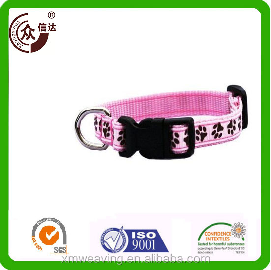 custom OEM design adjustable durable wearable Dog Leash Walk Run Lead Leash The Pet Collar And Polyester Dog Leash