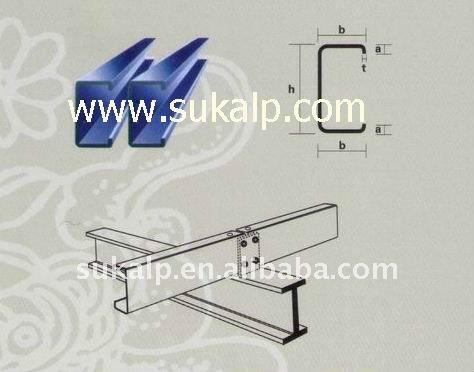 C Shape Steel Purlin