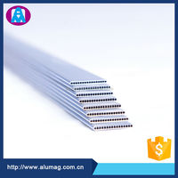 Aluminum multi-port micro-channel flat tube