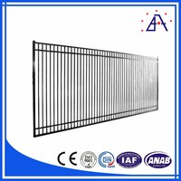 Australia Finished Aluminum Fence Panels